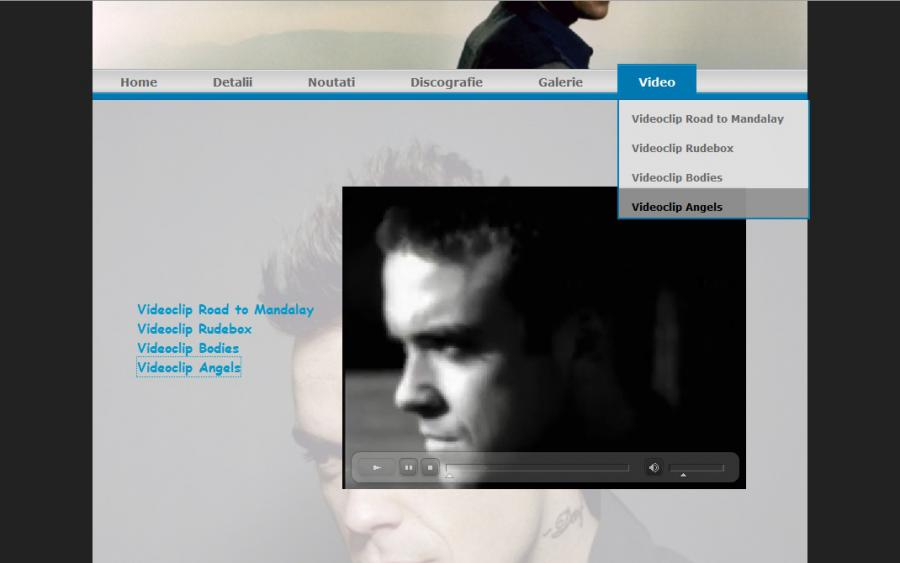 Atestat informatica Robbie Williams