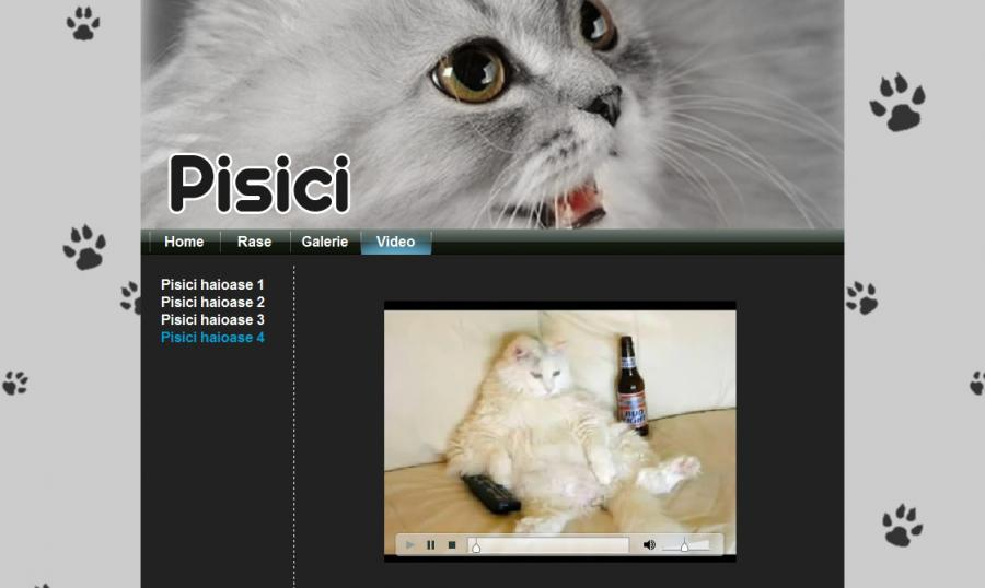 Atestat informatica Rase de pisici