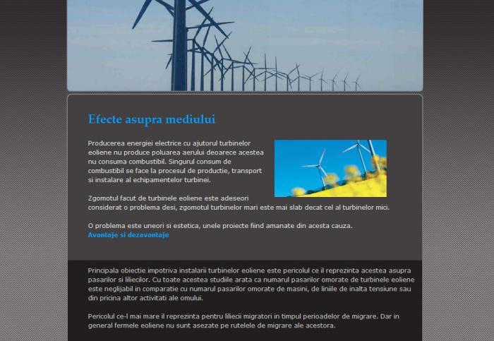 Atestat informatica Energia eoliana