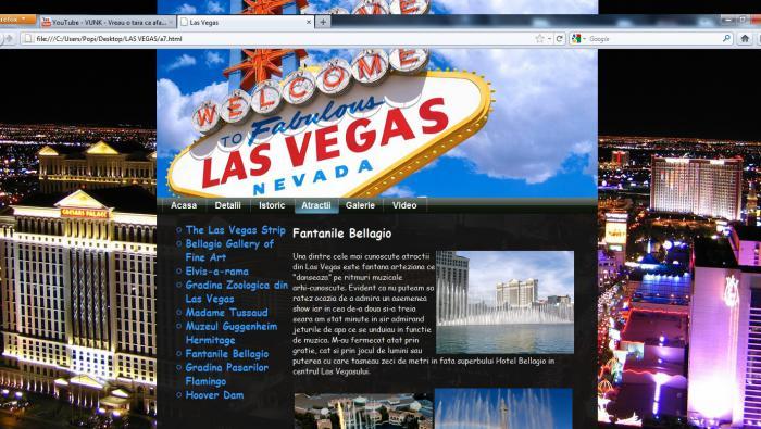 Atestat informatica Las Vegas