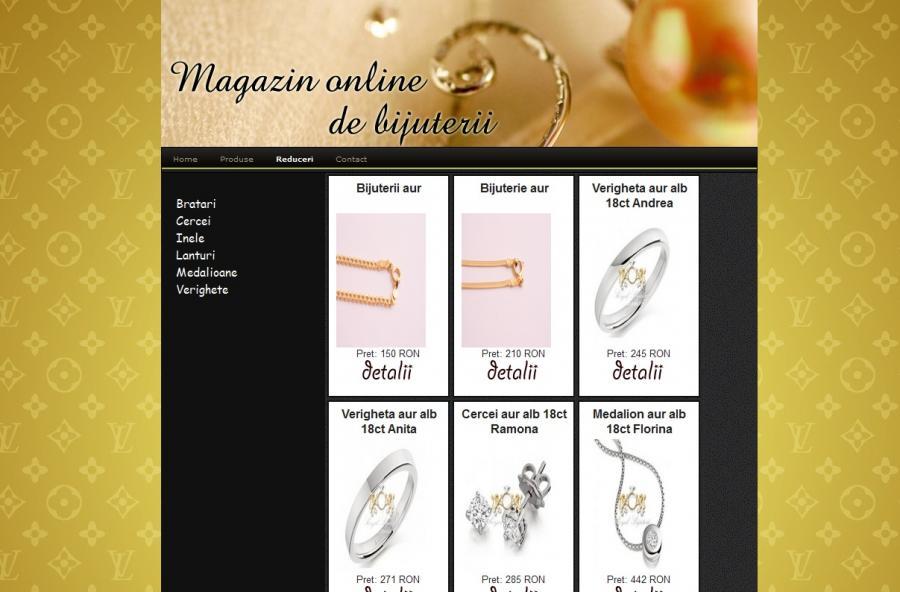 Atestat informatica Magazin de bijuterii