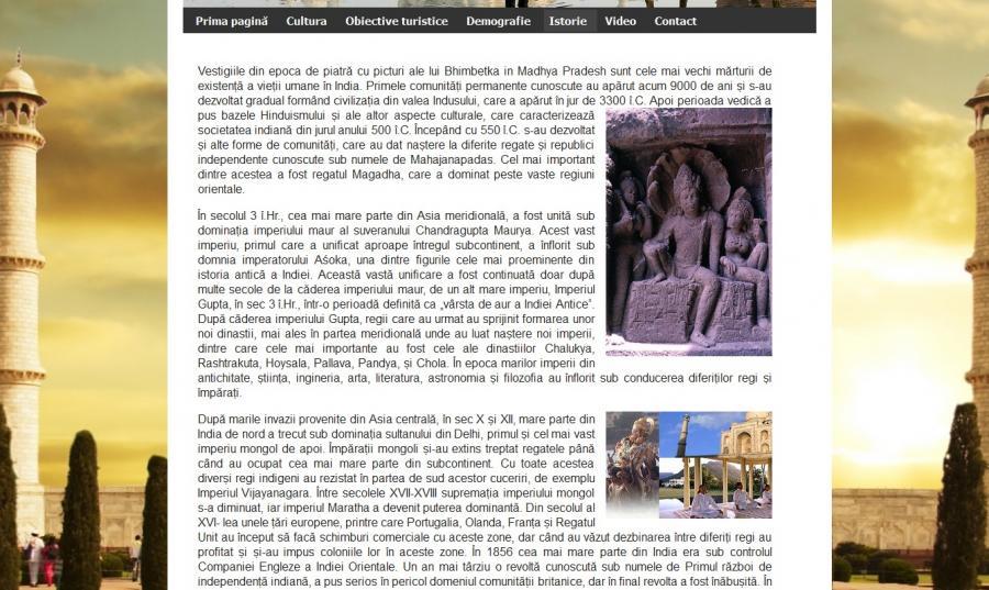 Atestat informatica India