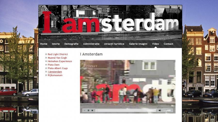 Atestat informatica Amsterdam
