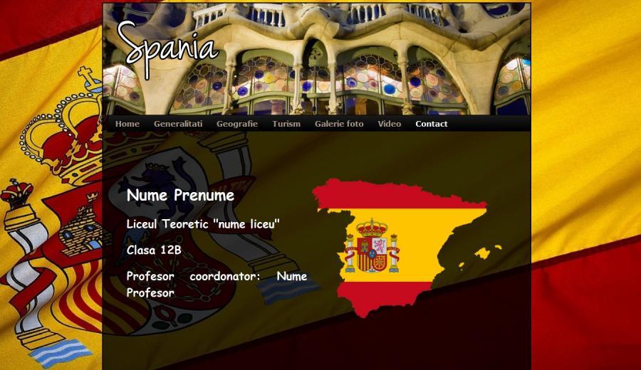 Atestat informatica Spania