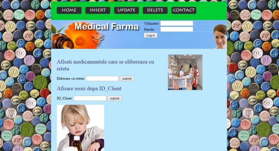 Atestat informatica Farmacie