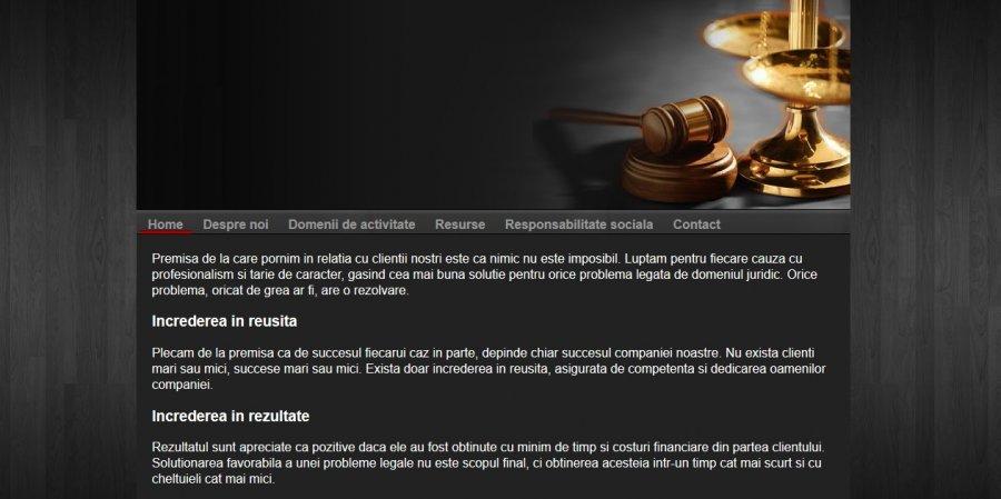 Atestat informatica Firma de avocatura