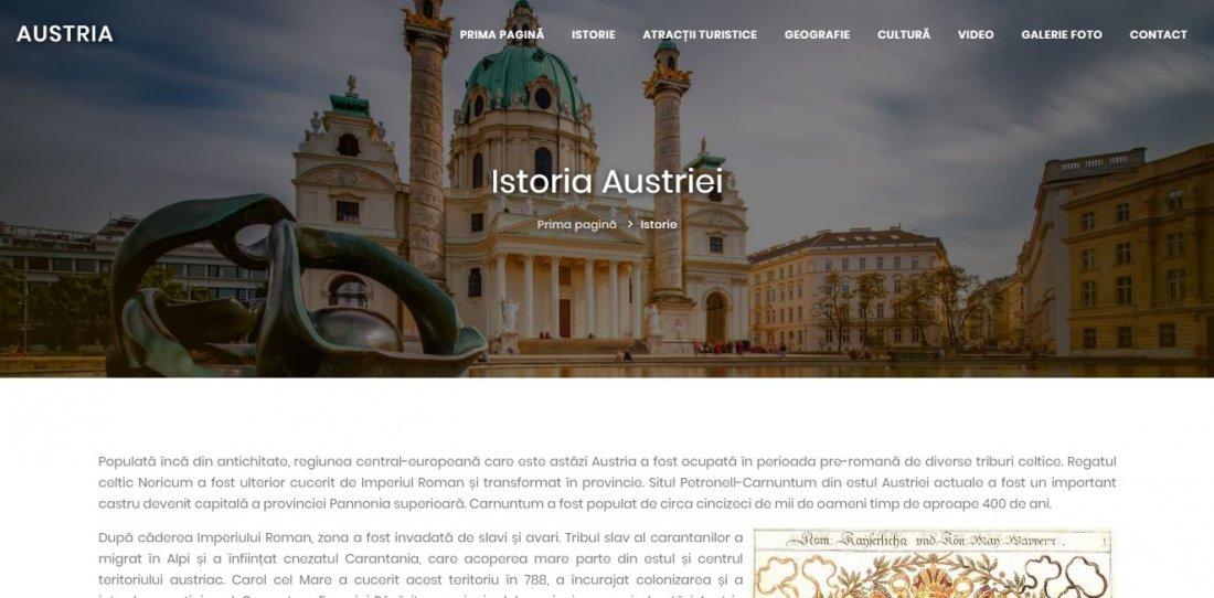 Atestat informatica Austria