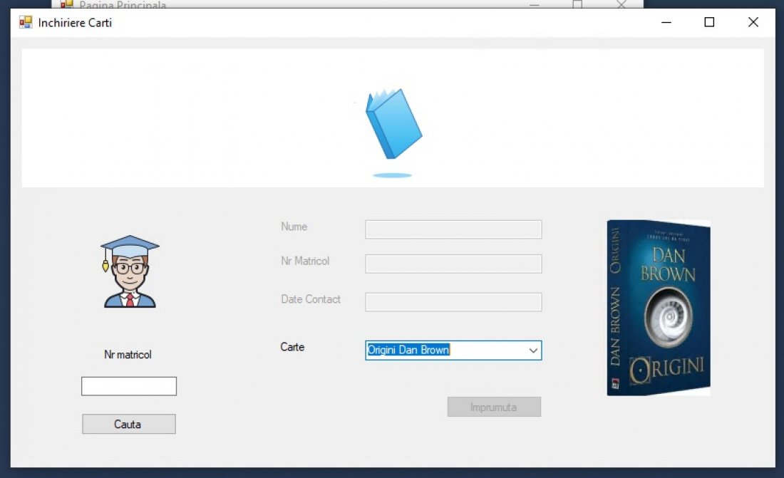 Atestat informatica Biblioteca online