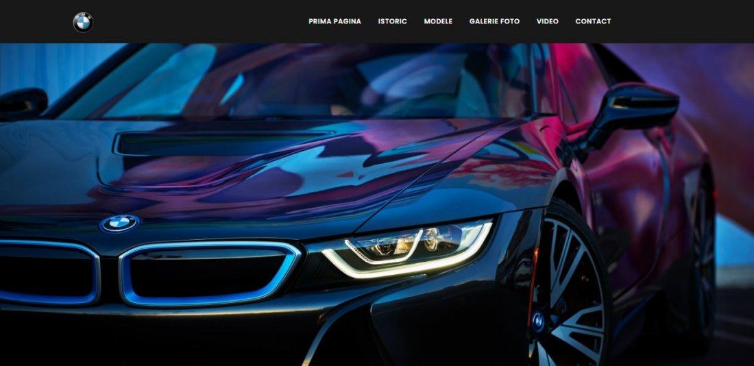 Atestat informatica BMW v2