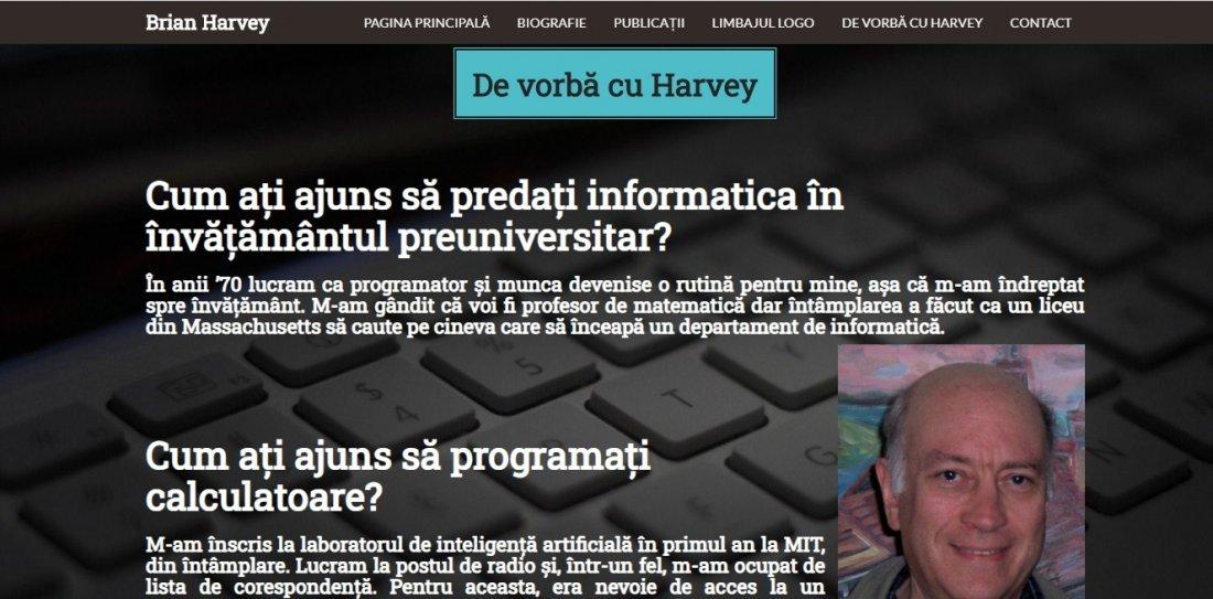Atestat informatica Brian Harvey