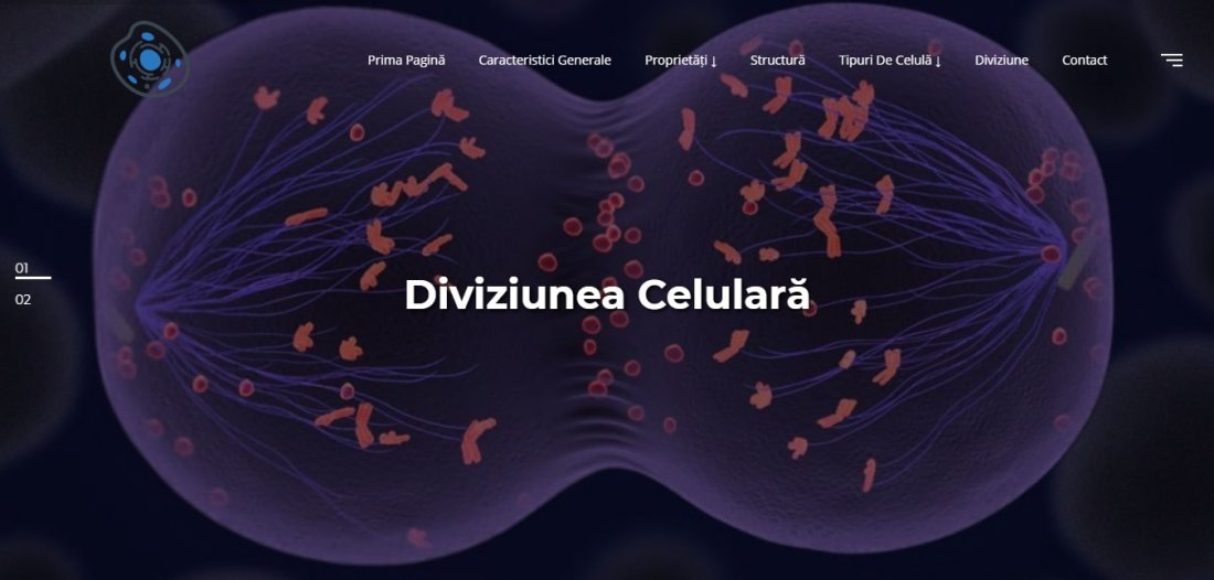 Atestat informatica Celula