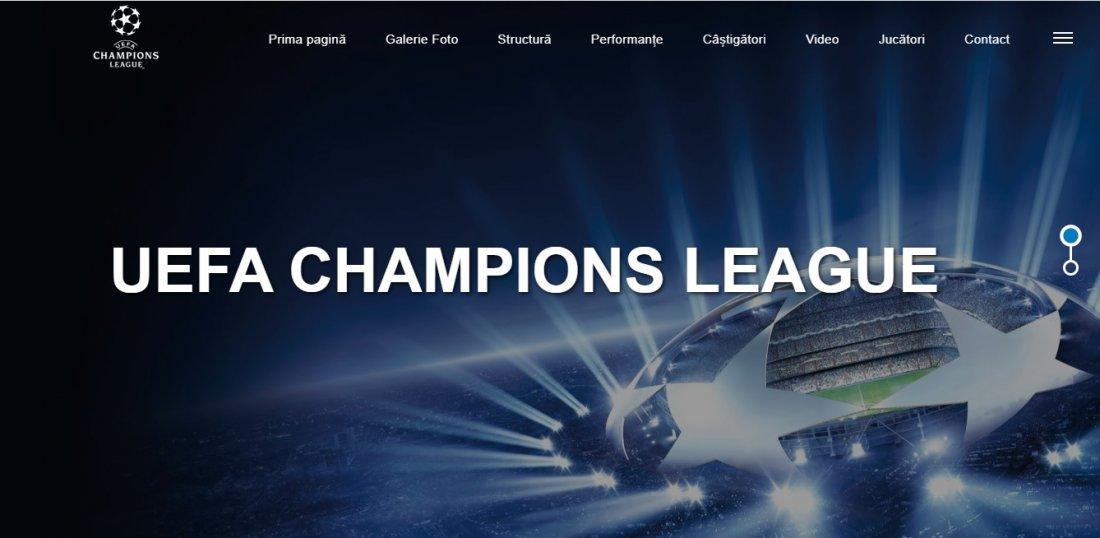 atestat informatica champions league