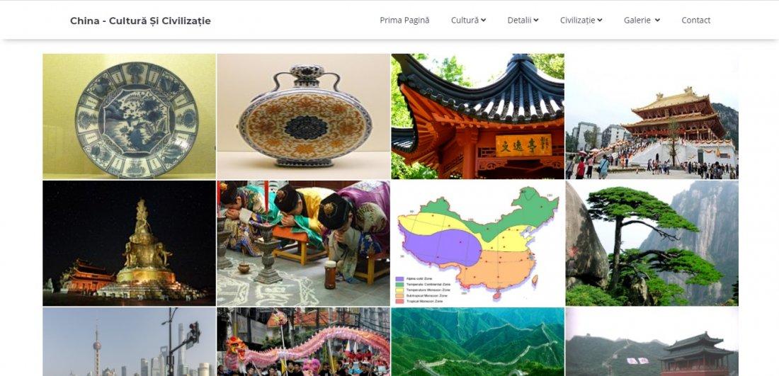 Atestat informatica China - Cultura si civilizatie