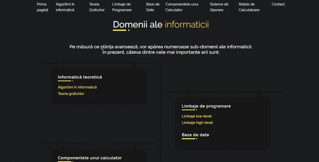 Atestat informatica Dictionar cu termeni din informatica