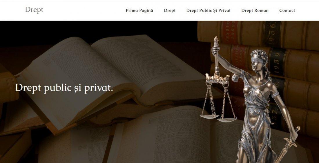 Atestat informatica Drept
