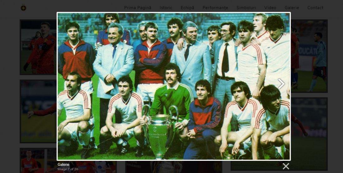 Atestat informatica FC Steaua
