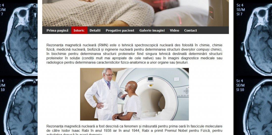 Atestat informatica Investigatia RMN