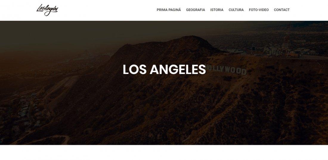 Atestat informatica Los Angeles