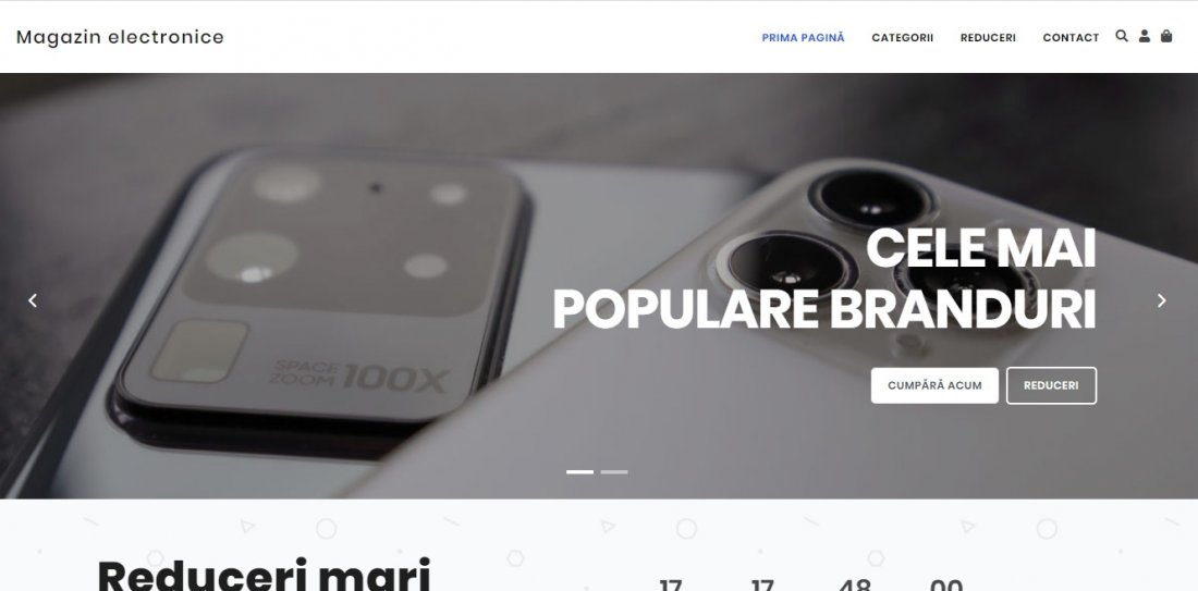 Atestat informatica Magazin online de electronice v2