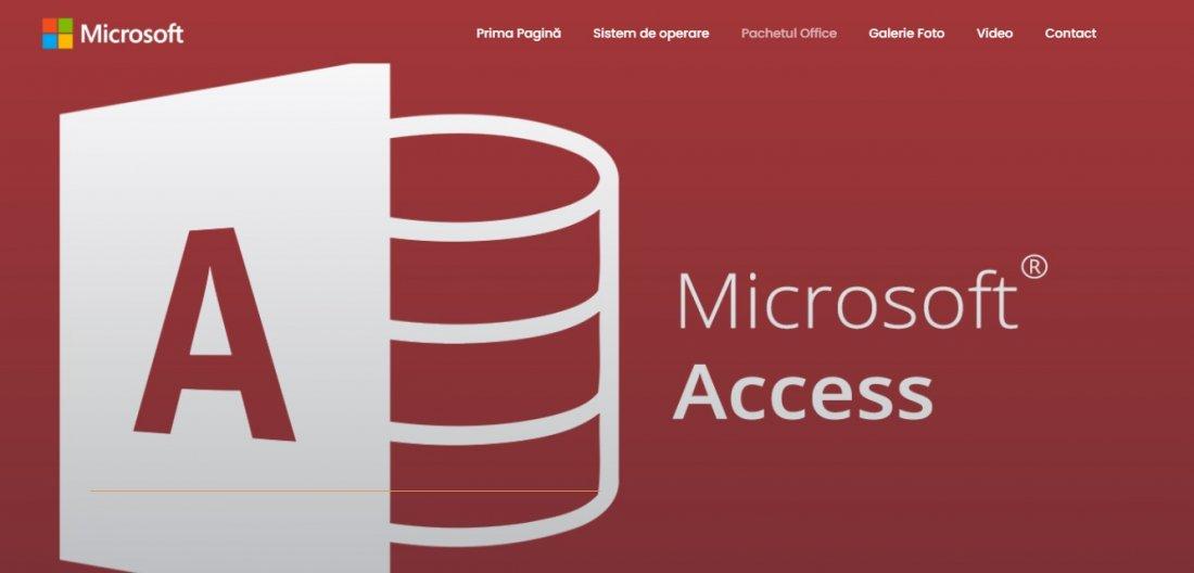 Atestat informatica Microsoft