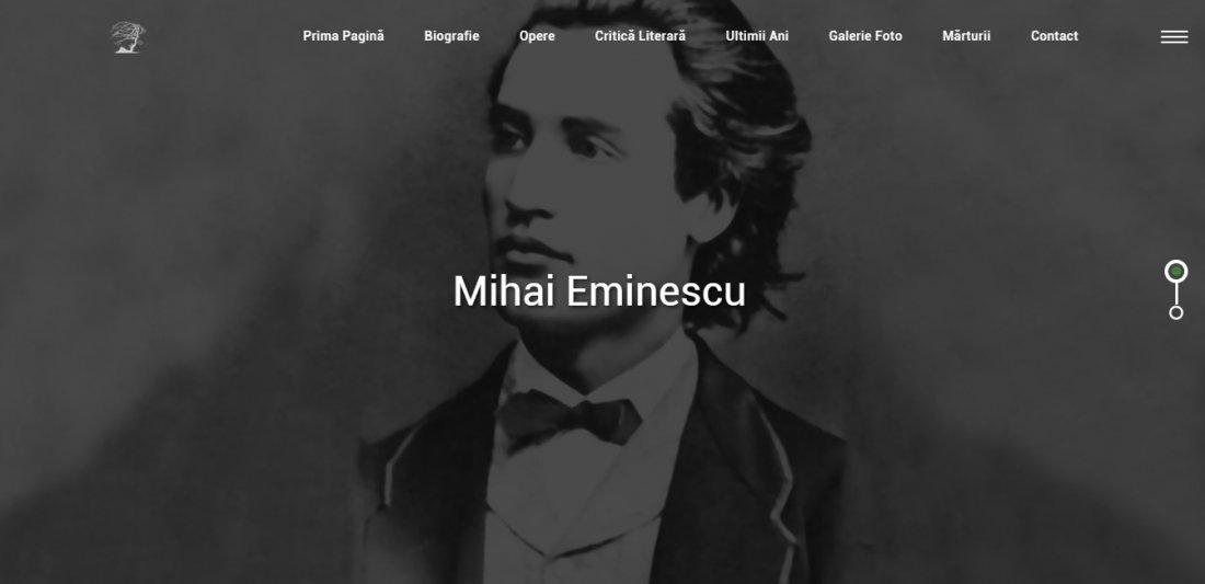 atestat informatica Mihai Eminescu
