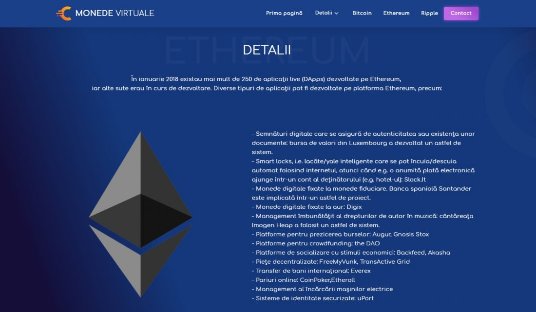 Atestat informatica Monede virtuale