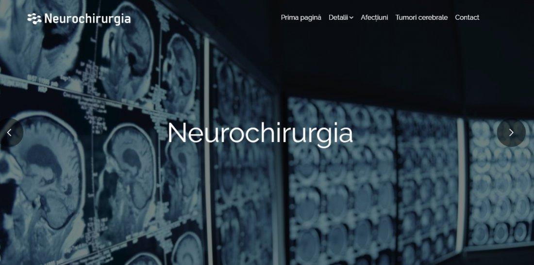 Atestat informatica Neurochirurgia