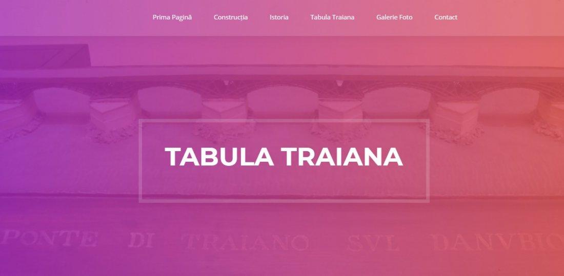 Atestat informatica Podul lui Traian