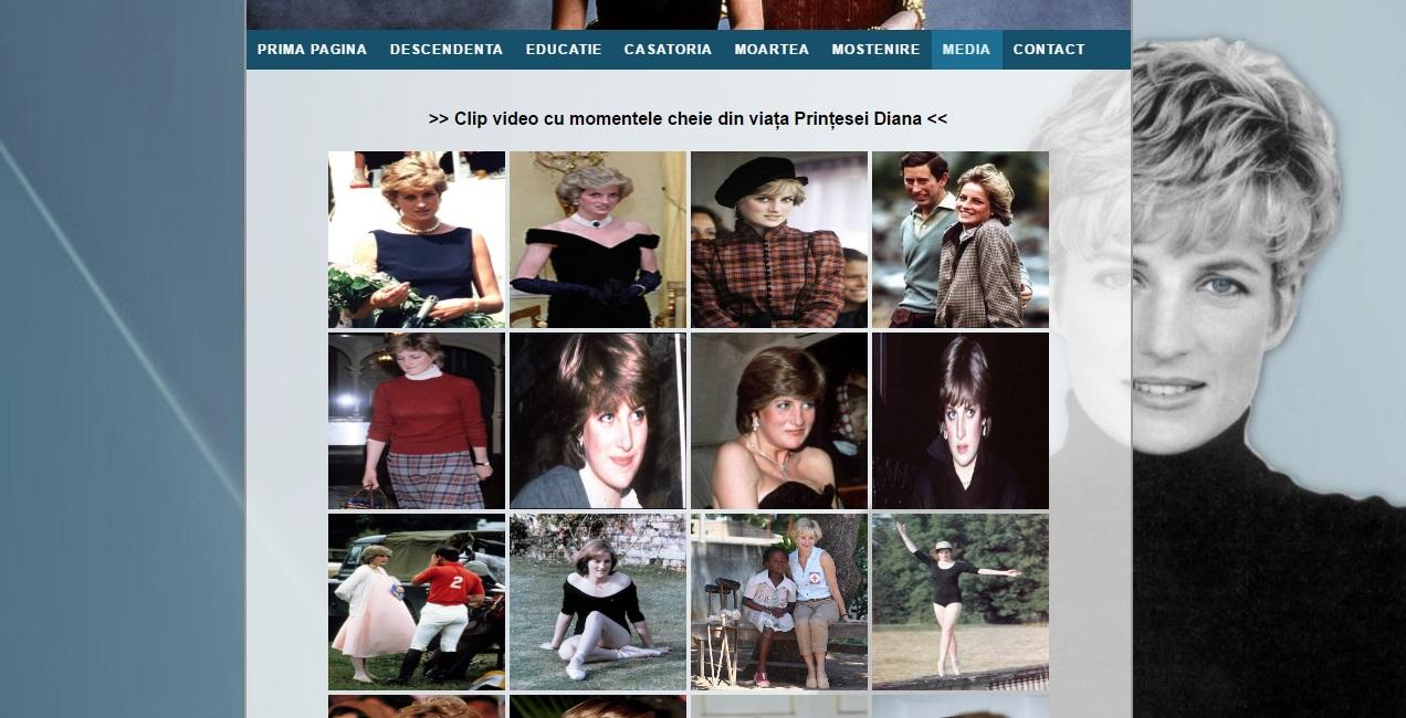 Atestat informatica Printesa Diana