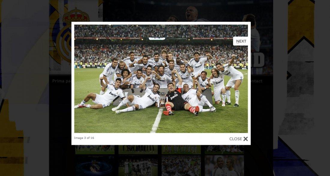 Atestat informatica Real Madrid