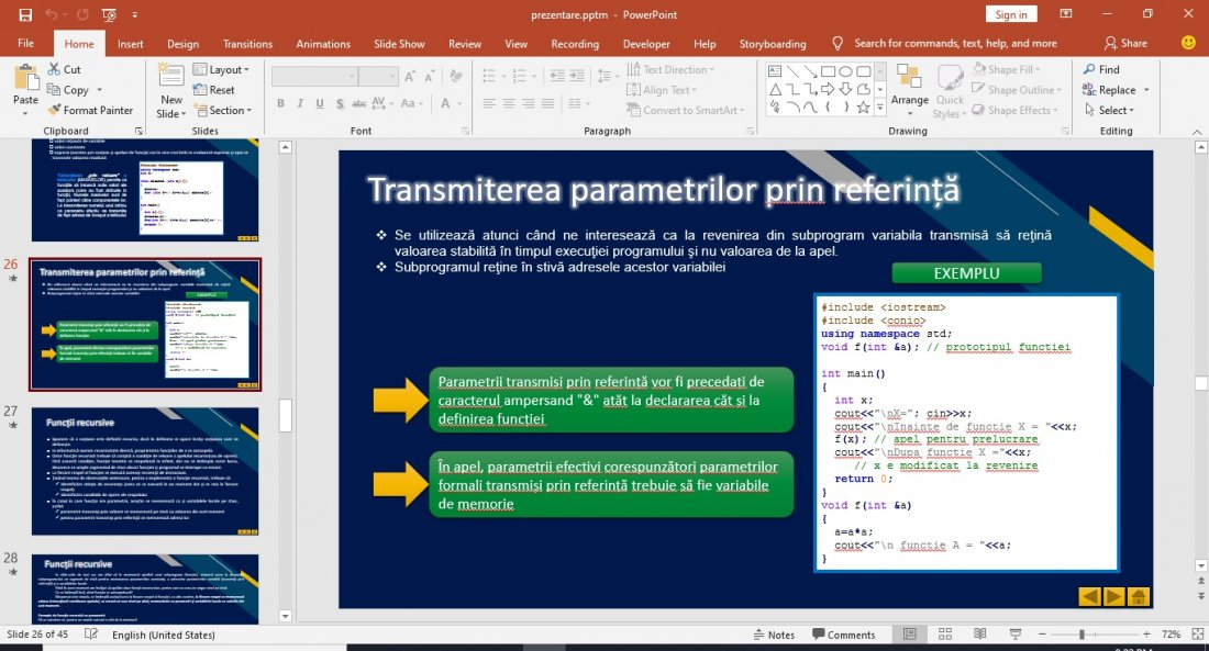 Atestat informatica Subprograme C++
