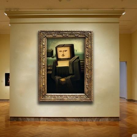 Atestat informatica Galerie de arta