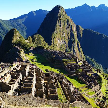 Atestat informatica Machu Picchu - The Inca Civilisation