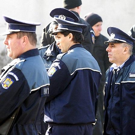 Atestat informatica Sectie de politie
